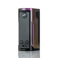 Батарейный мод Wismec Reuleaux RX GEN3 Dual 230W TC Original Box Mod (Gloss Purple Brown)