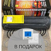 Теплый пол электрический Arnold Rak 7,0 м2 нагревательный мат Standart (Германия), фото 1