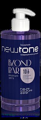 Тонирующие маски для волос Estel Newtone    10/6 (светлый блондин фиолетовый)