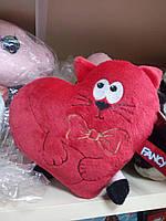 Мягкая игрушка Сердце (8989)