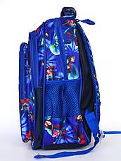 Школьный рюкзак YIGUO Супермен, фото 3