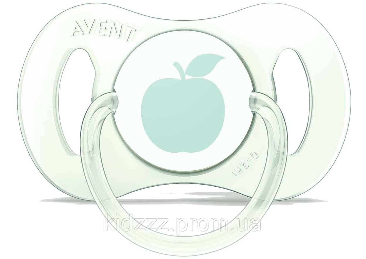 Пустышка Mini для новорожденных 0-2 мес. Philips AVENT (Филипс Авент)