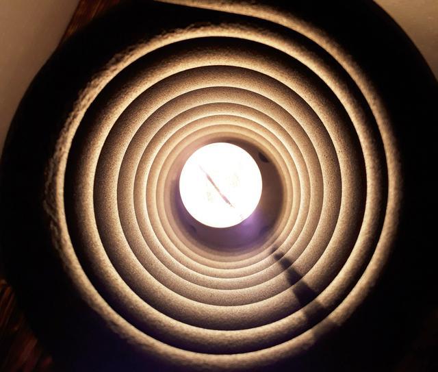 светильник в стиле лофт из стимпанк деталей