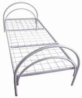 Кровать металлическая со сварной сеткой