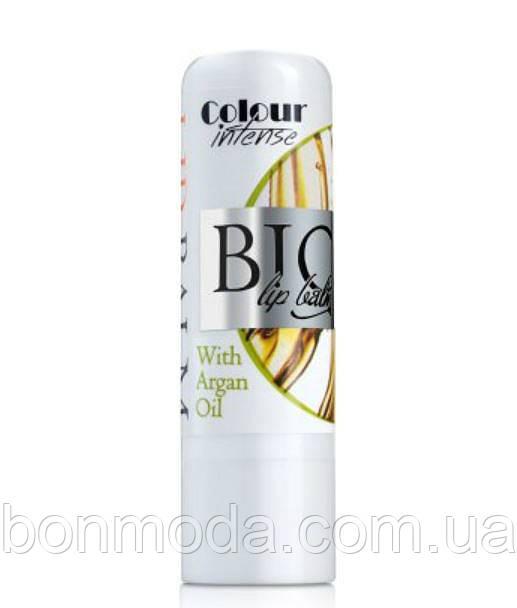 """Бальзам для губ """"Аргановое масло"""" Colour Intense Bio Lip Balm with Argan Oil"""