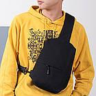Сумка рюкзак Picano серая, фото 8