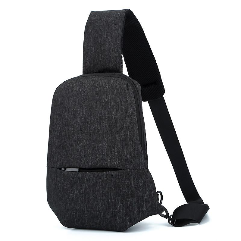 Сумка рюкзак Picano темно серая