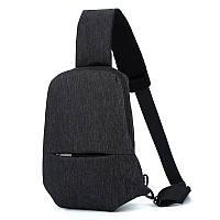 Сумка рюкзак Picano темно серая, фото 1