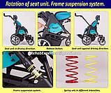 HOGGI BINGO Evolution XL Size 2 Stroller - Коляска инвалидная для детей с ДЦП, фото 8