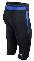 Спортивные мужские шорты-тайтсы Radical Rapid 3/4 XL Черный