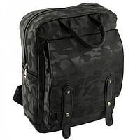 Молодежный камуфляжный рюкзак  Traum арт. 7030-15