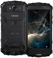 """Doogee S60 black IP68 6/64 Gb, 5.2"""", Helio P25, 3G, 4G, фото 1"""