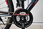 """Горный велосипед Winner Impulse 27.5 дюймов 19"""" черный, фото 6"""