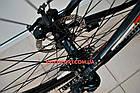 """Горный велосипед Winner Impulse 27.5 дюймов 19"""" черный, фото 7"""