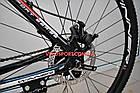 """Горный велосипед Winner Impulse 27.5 дюймов 19"""" черный, фото 8"""
