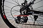 """Горный велосипед Winner Impulse 27.5 дюймов 19"""" черный, фото 9"""