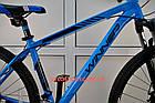 """Горный велосипед Winner Impulse 29 дюймов 20"""" синий, фото 4"""
