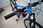 """Горный велосипед Winner Impulse 29 дюймов 20"""" синий, фото 6"""