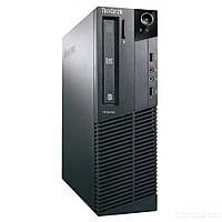Lenovo m82 DT / Intel i5-2400 (4 ядра, 3.1 GHz, 6MB) / 4 GB DDR3 / 250 GB HDD