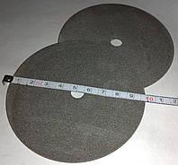 Круг для заточки цепей 100х3.2х10 серый электрокорунд нормальный