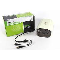 Видеокамера наблюдения для улицы Camera 922 пластик ABS, 600 TVL, AVI, 12В, видеокамера наблюдения Camera 922