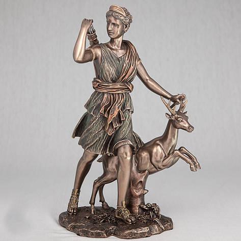 Статуетка Діана Veronese(29 см) 71397 A4 Італія, фото 2