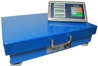 Электронные Весы торговые 200 кг + WiFi с усиленной площадкой (35х45см)