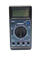 Мультиметр DT 890 D, питание батарейка, переменный ток, сопротивление, напряжение, емкость, температура, мультиметр цифровой