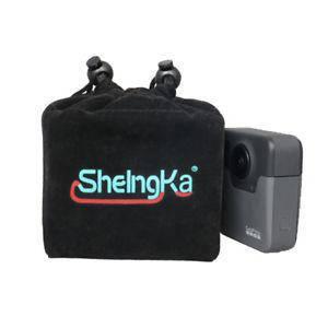 Сумка футляр, чехол для камер GoPro Fusion (код XTGP463)