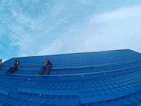 Монтаж солнечной электростанции, фото 2