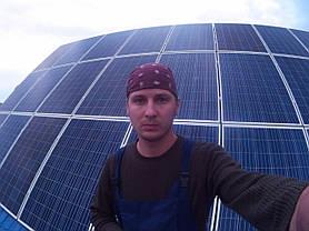 Монтаж солнечной электростанции, фото 3