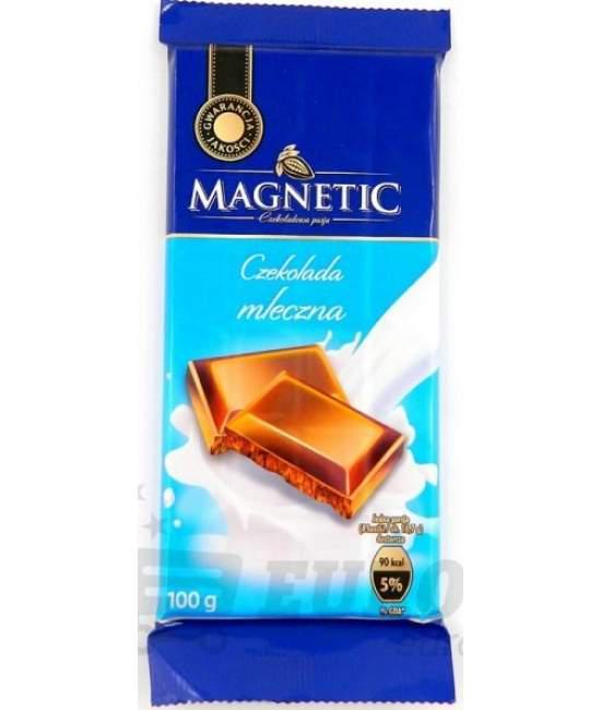 Шоколад Magnetic молочный 100 г