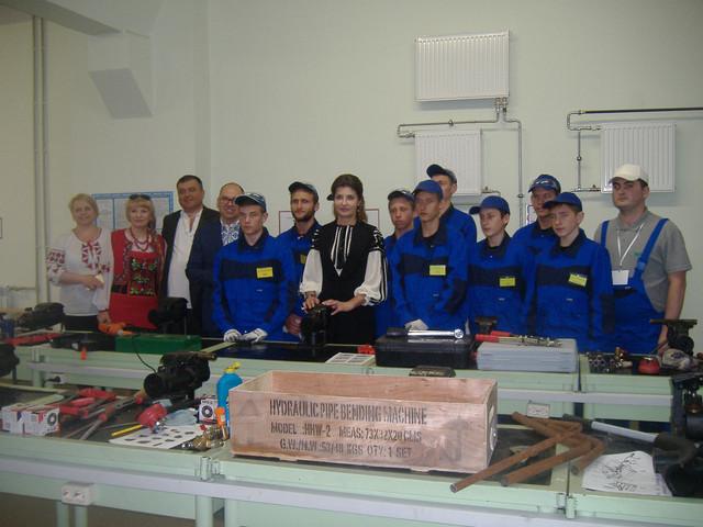Одеському центру професійно-технічної освіти є чим пишатися і є чим поділитися!