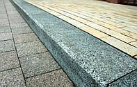 Бордюры из Камня Тротуарные, дорожные, для клумб, декоративные, Гранитные