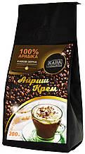 Кофе в зернах Кава Характерна Айриш крем 100% арабика,  200 гр