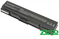Аккумулятор Toshiba Satellite A200, A215, A300, A350, A500, L300, L450, L500 (10,8V 5200mAh черная)