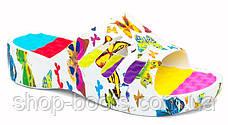 Шлепанцы женские оптом Гипанис. 36-40рр. Модель FDS 37, фото 3