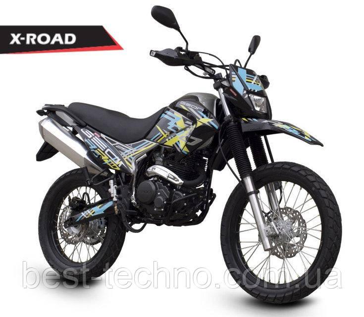 Мотоцикл GEON X-ROAD RS 250CBB 2019 X