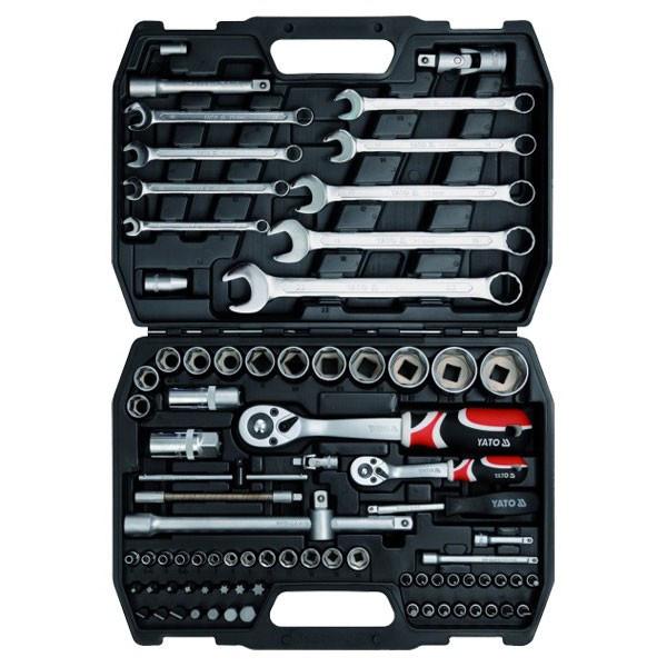 Наборы инструментов YATO YT-1269