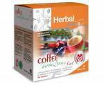 """Кофе """"Турбо драйв"""" 3 в 1 со сливками-профилактика авитаминоза, нормализация функциональности нервной систем"""