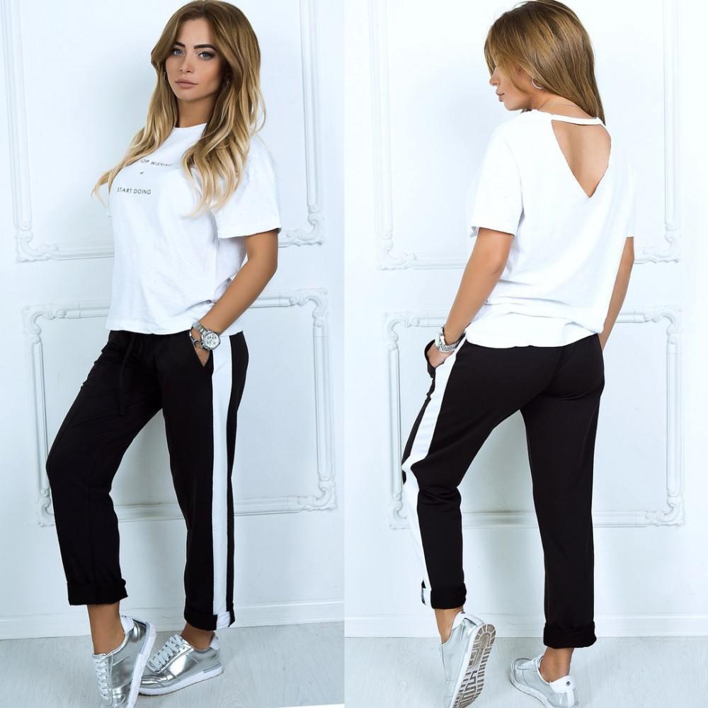 a1680f867ff7 Укороченные женские брюки больших размеров: продажа, цена в Хмельницком.  брюки ...