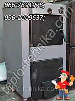 Твердотопливный чугунный котел КЧМ 4 секционный РОВНО (б/у)