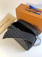 Косметичка Louis Vuitton Damier Canvas (реплика), фото 1