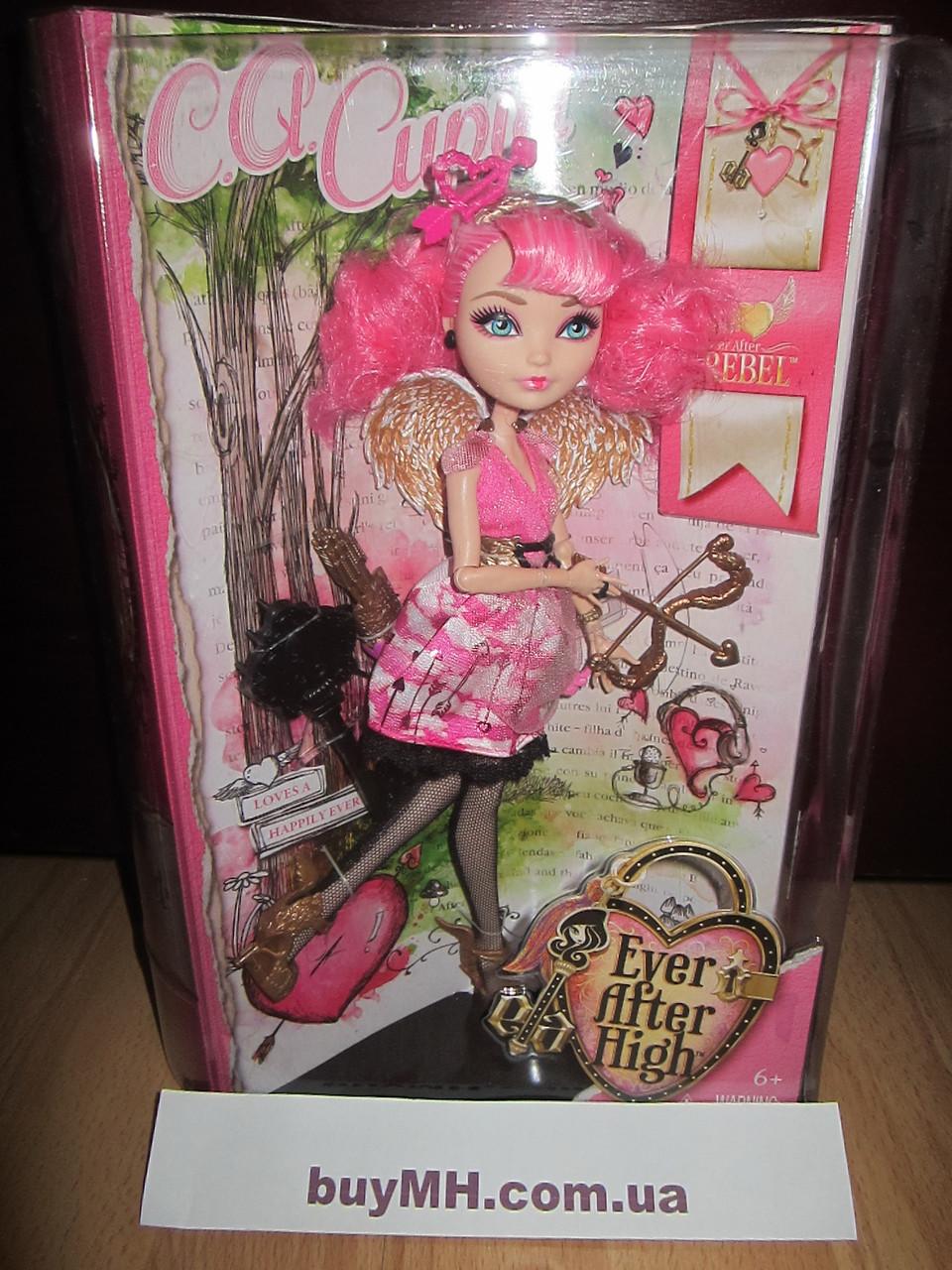 Кукла Ever After High C.A. Cupid Doll Купидон (Кьюпид) базовая, фото 1