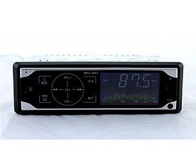 Автомагнітола MP3-3881 1DIN сенсорний дисплей ISO ZV