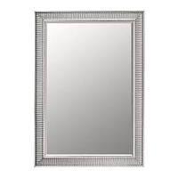 Зеркало IKEA SONGE 91x130 см цвет алюминия 103.369.50