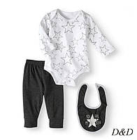 Комплект одежды для мальчика 6-9 месяцев Bon Bebe
