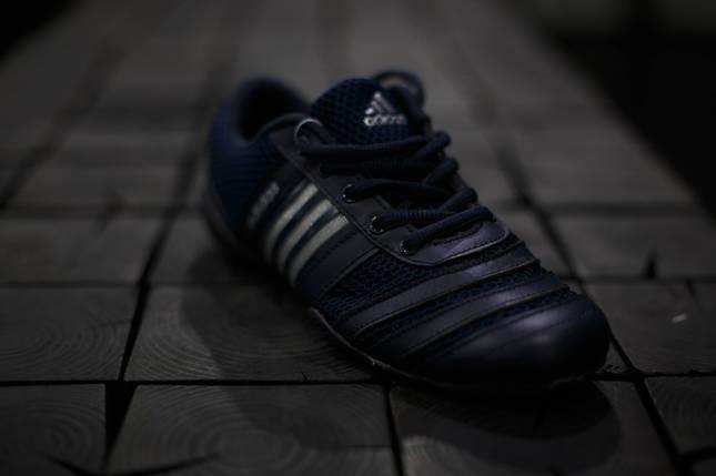 Женские кроссовки Adidas.Текстиль/Кожа, фото 2