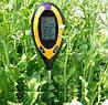 Профессиональный анализатор почвы 4 в 1 AMTAST AMT-300 ( КСВ-300 ) с подсветкой
