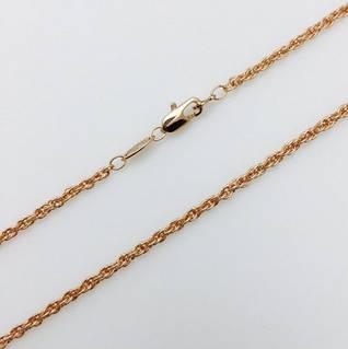 Цепочка, плетение Ручеек 50 см. ширина 2.2 мм Ювелирная бижутерия Fallon
